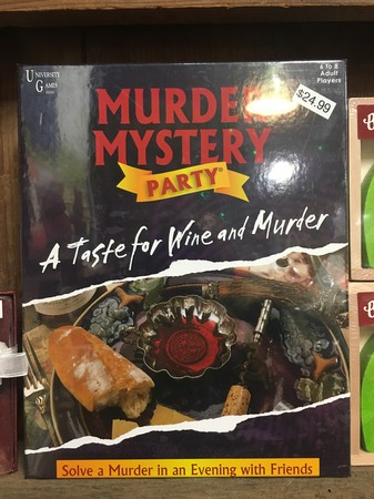 Taste for Wine Board Game