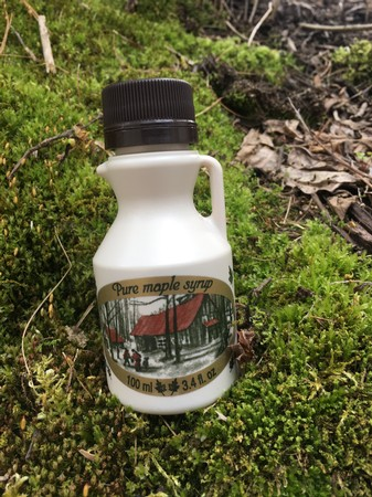 100 mL Maple Syrup