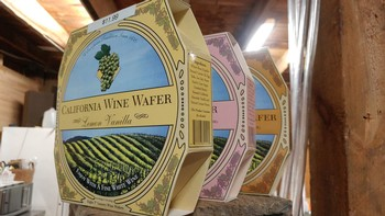 Wine Wafer